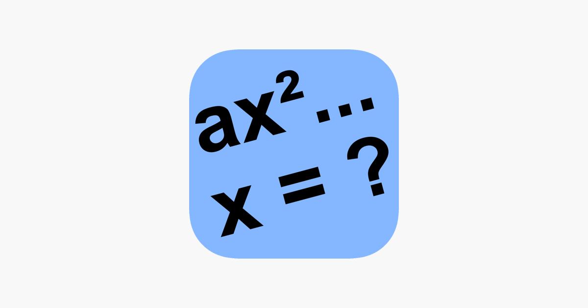 Quadratic Equations on