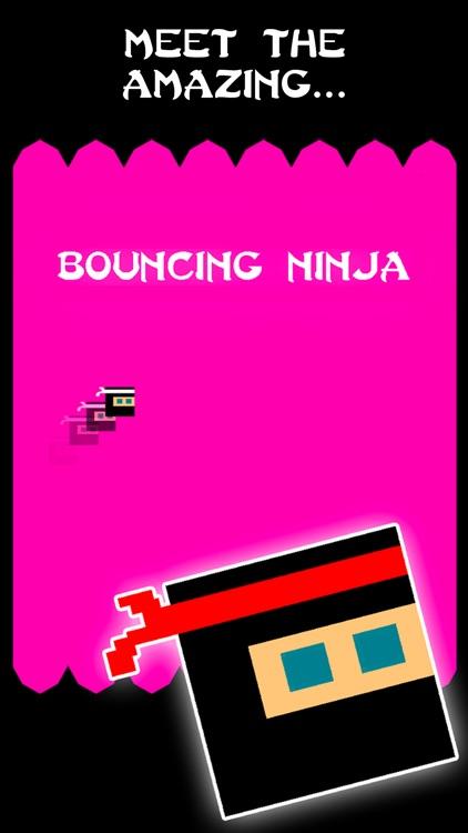 Bouncy Ninja - The Original screenshot-0