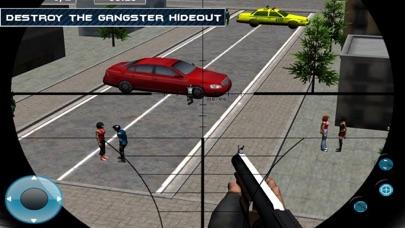 Contract Killer Shooting City screenshot two