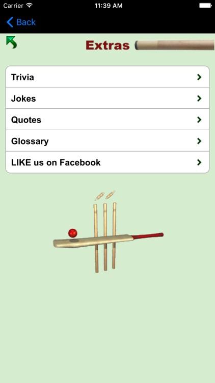 Cricket on a Pool Table screenshot-3