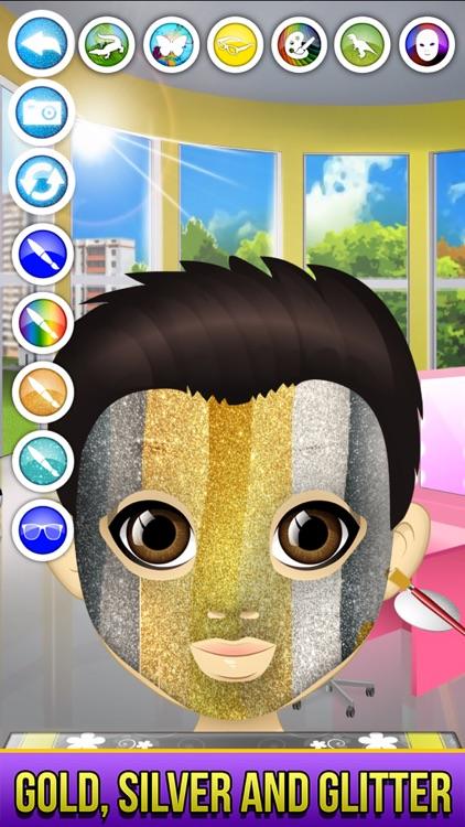 Draw, Doodle & Face Paint screenshot-8