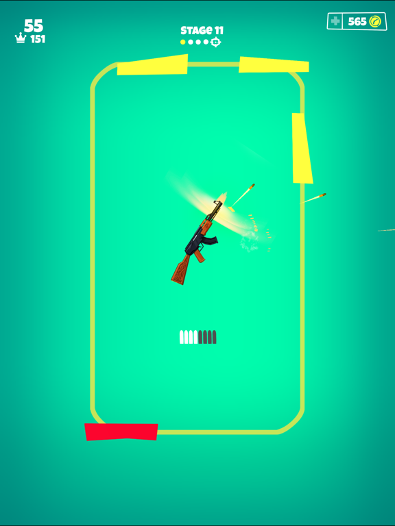 Spinny Gun screenshot 10