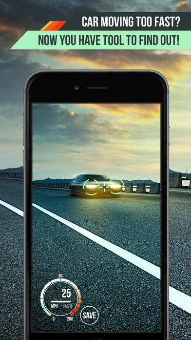 Speed Radar Gun PRO | App Price Drops