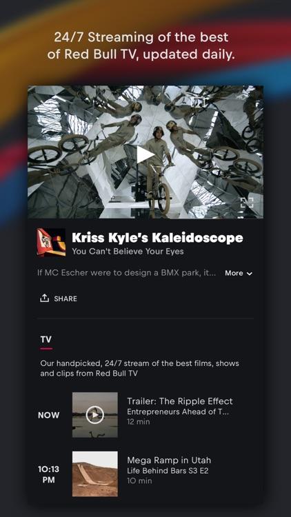 Red Bull TV screenshot-4