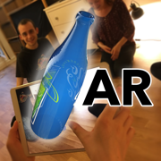 AR Spin the Bottle