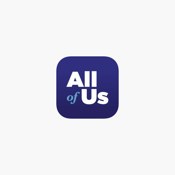 all of us research program on the app store