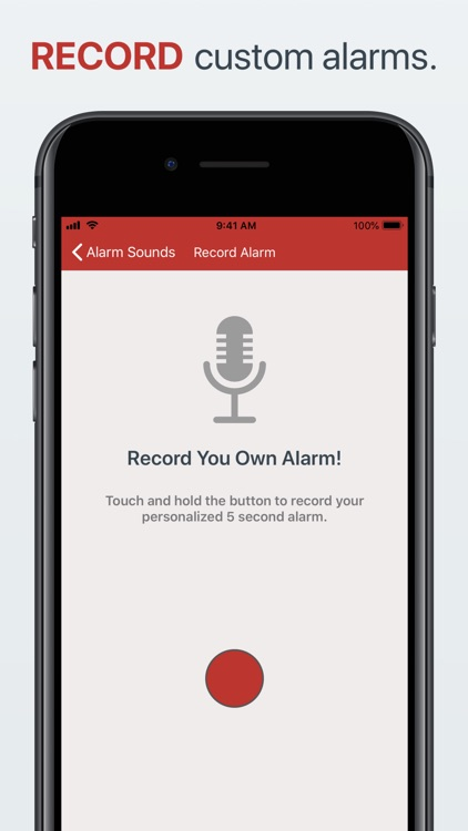 Armed - Secure Alarm