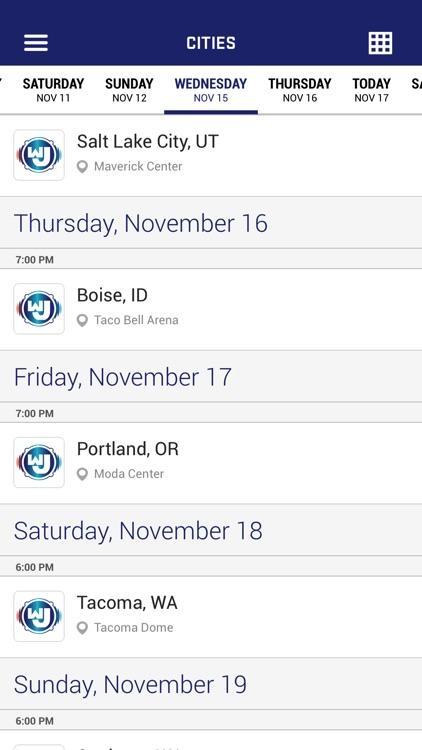 Official Winter Jam Tour screenshot-3