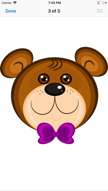 Bear Stickers screenshot-4