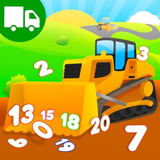 Learn Trucks & Numbers