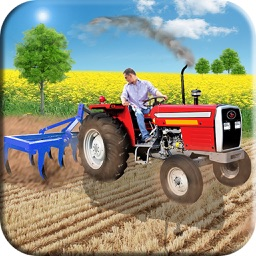 Tractor Farming Driving 3D