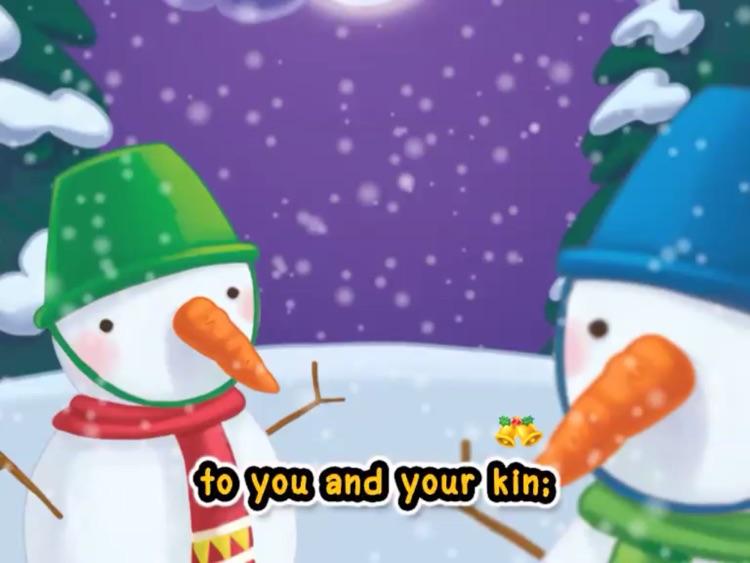 Christmas Song for Kids screenshot-4