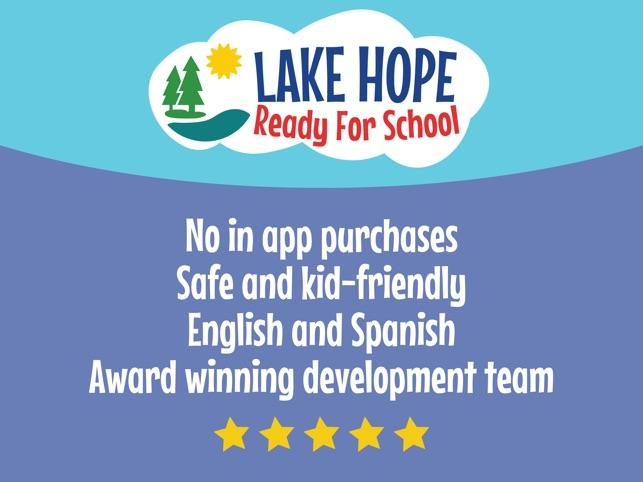 Lake Hope: Ready For School Screenshot