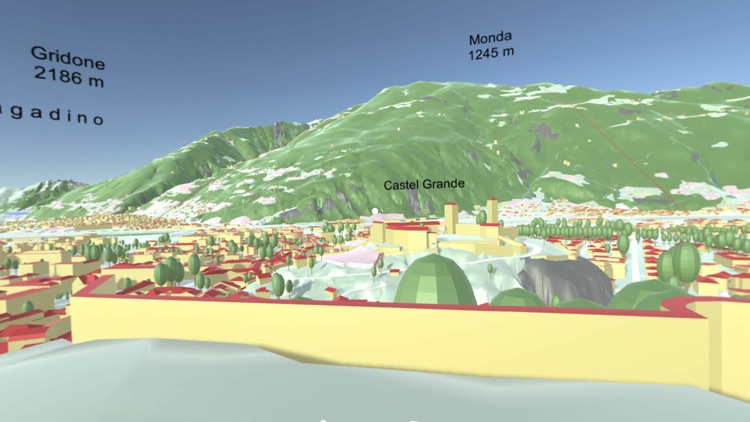 swisstopo VR screenshot-4