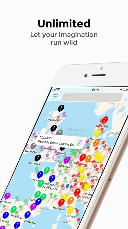 Pin365 Pro - Your travel map screenshot-4