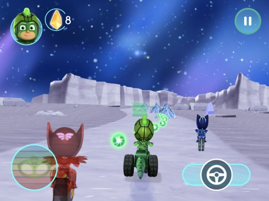 PJ Masks: Racing Heroes screenshot 10