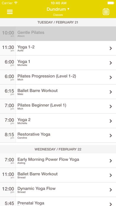 Yoga Dublin Studios screenshot three