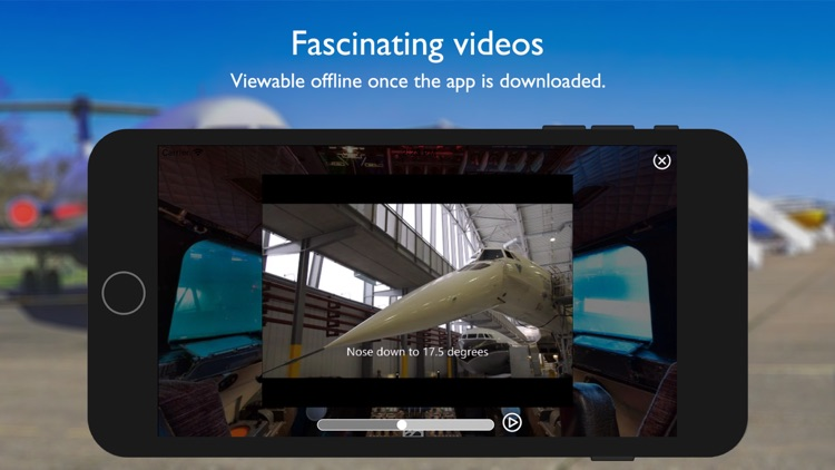 Concorde 101 360° Virtual Tour screenshot-7