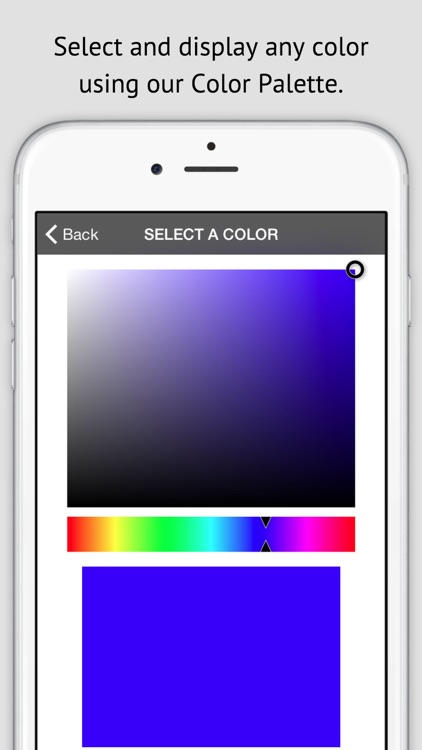 Motion Picture Color Generator screenshot-3
