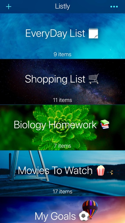 Listly • To Do List App