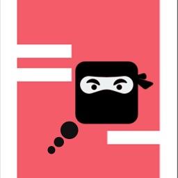 Ninja jump - climb up game