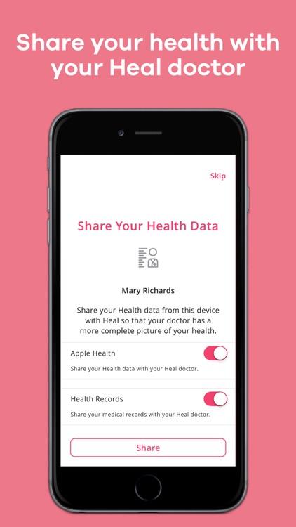 Heal – House Calls On-Demand screenshot-6