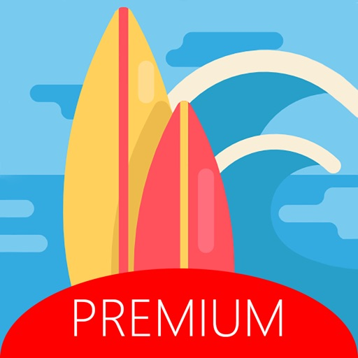 Surfing Weather Premium