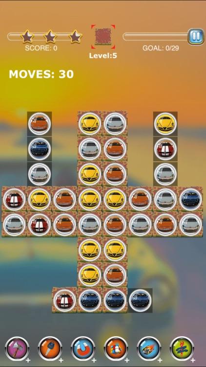 Auto Crush - Match 3 Quest screenshot-4