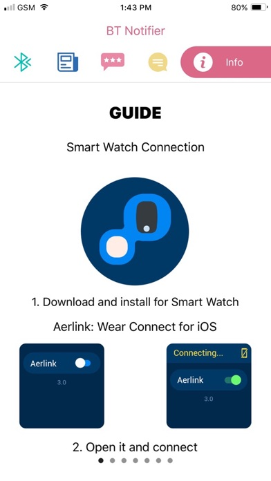 download Bt Notifier - Notification App apps 1