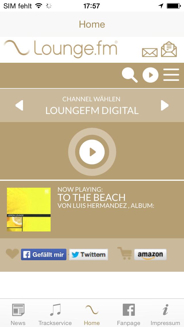 LoungeFM Radio