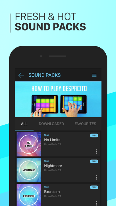 Hip-Hop Drum Pads 24 Screenshot