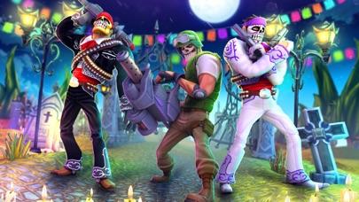 サバイバルヒーロー: オンラインシューティングFPS 3Dスクリーンショット2
