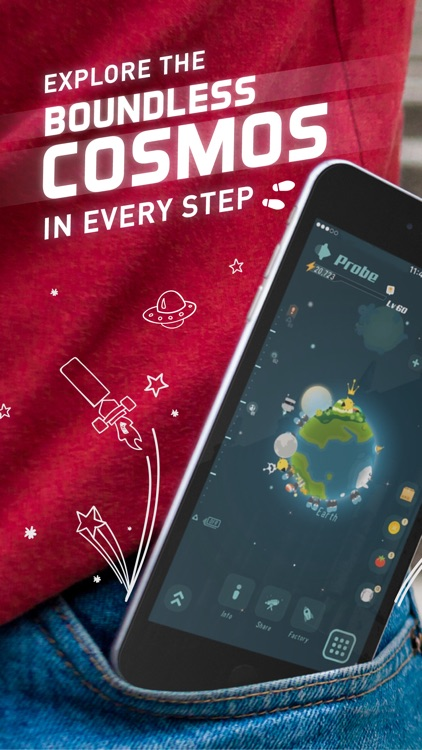 Walkr - A Gamified Fitness App screenshot-0