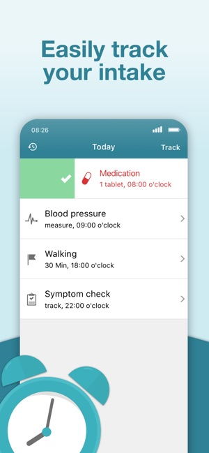 mytherapy medication reminder on the app store