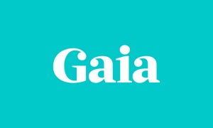 Gaia: Streaming Consciousness  - 300x300bb - Healthy Apple TV Apps for Mind, Body and Soul
