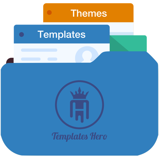 Templates Hero Designs for MS Office