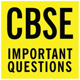 CBSE IMPORTANT QUESTIONS