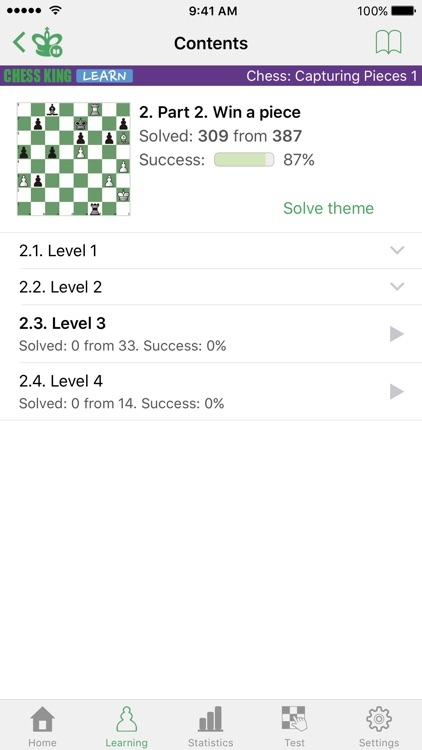 Chess: Capturing Pieces 1 screenshot-3