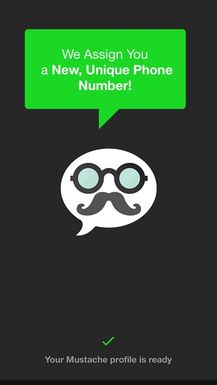 Baffo: Phone Number for Text