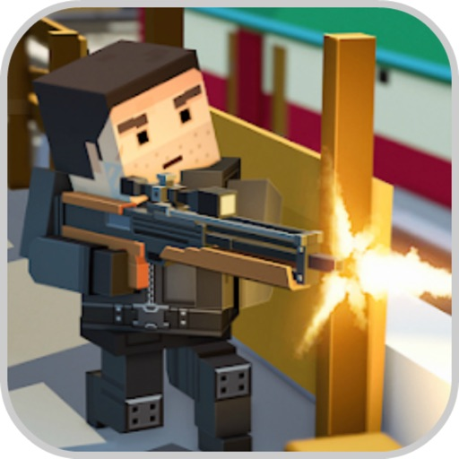Block Sniper Hunter Crime 2 iOS App