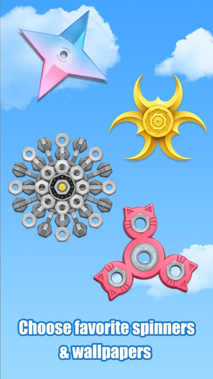 Fidget Hand Spinner screenshot-4