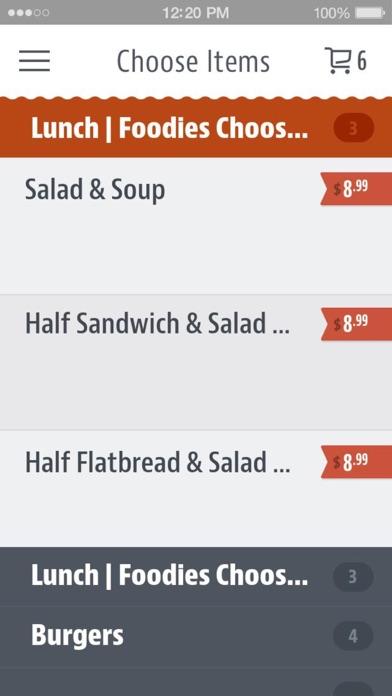 Hudson's Restaurant screenshot 3