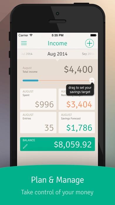 Wally Lite - Personal Finance by napkin SAL (iOS, United