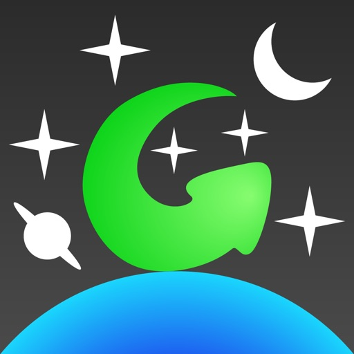 GoSkyWatch Planetarium - Astronomy Night Sky Guide app logo