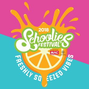 Schoolies Festival™ 2018 - Entertainment app