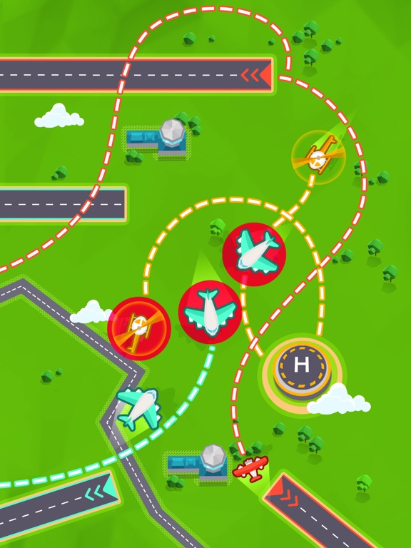 Super AirTraffic Control screenshot 10