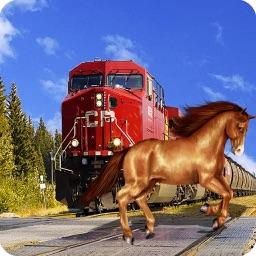 Escape Crazy Train Simulator