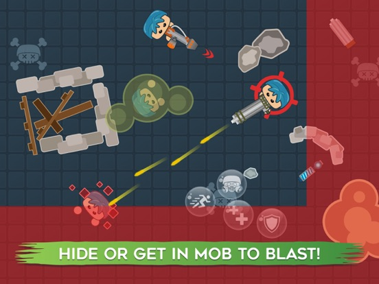Mobg.io Survive Battle screenshot 11