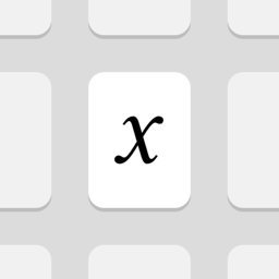 Ícone do app MathKey - LaTeX Converter