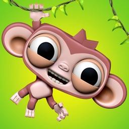 Dare the Monkey: Jungle King